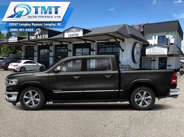 2019 Ram 1500 Limited 4x4 Crew Cab 6'4 Box