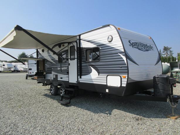 2014 Springdale 225RB STK# P18C647A