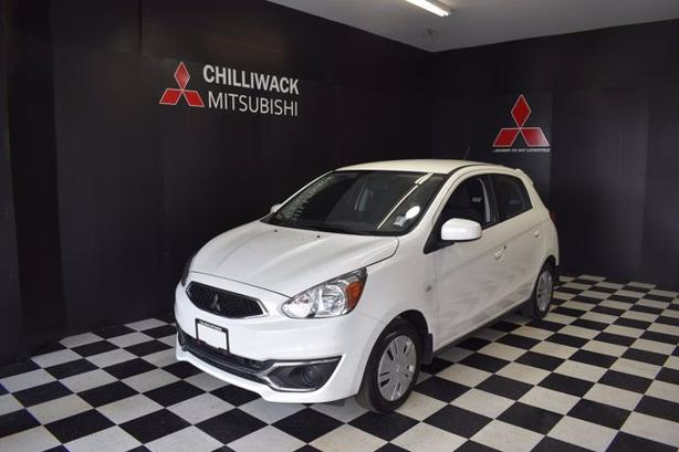 Pre-Owned 2019 Mitsubishi Mirage ES Limited FWD Hatchback