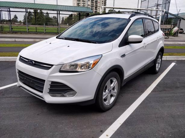 Pre-Owned 2015 Ford Escape SE AWD 4D Sport Utility