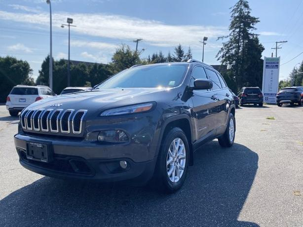 Pre-Owned 2015 Jeep Cherokee North 4WD 4D Sport Utility