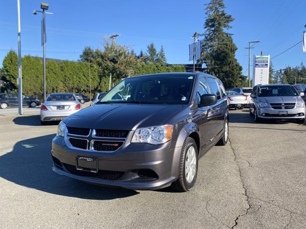 Pre-Owned 2017 Dodge Grand Caravan SXT FWD 4D Passenger Van