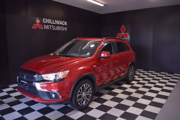 Pre-Owned 2017 Mitsubishi RVR SE Limited Edition 4WD Sport Utility