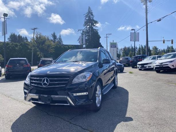 Pre-Owned 2012 Mercedes-Benz M-Class ML 350 4MATIC 4D Sport Utility