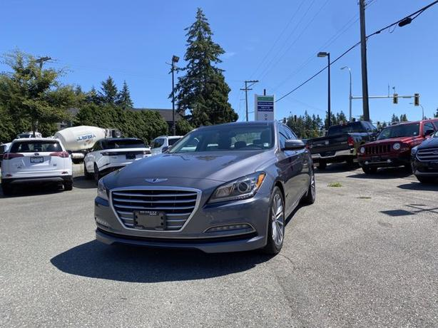 Pre-Owned 2015 Hyundai Genesis AWD 3.8 AWD 4D Sedan