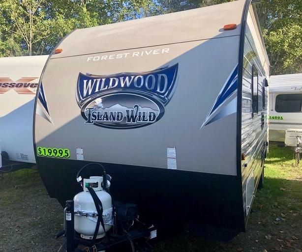 2017 Forest River Wildwood X-Lite 175FB
