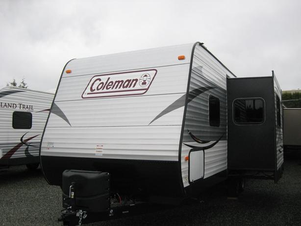 2016 Coleman coleman 244 BH STK# L20N0276B