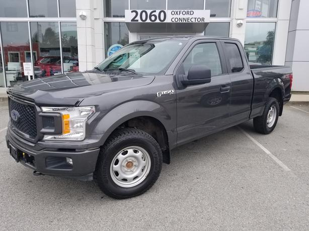 2019 Ford F-150 XL 4x4-Back Up Cam 4WD