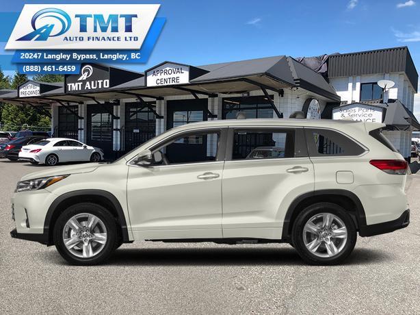 2019 Toyota Highlander AWD Limited