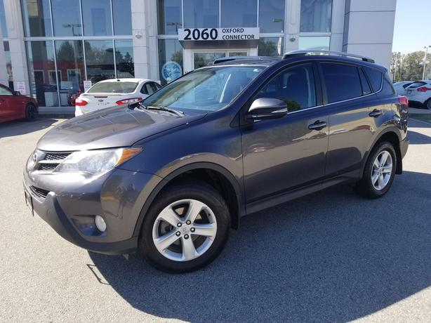 2013 Toyota RAV4 XLE Sunroof-Back Up Cam-AWD AWD