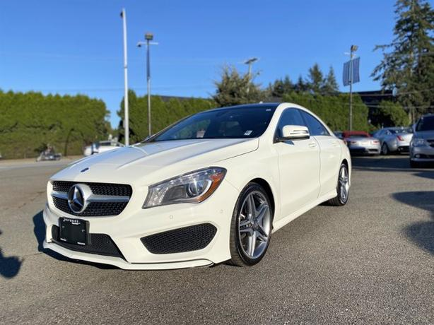 Pre-Owned 2015 Mercedes-Benz CLA CLA 250 AMG 4MATIC Coupe