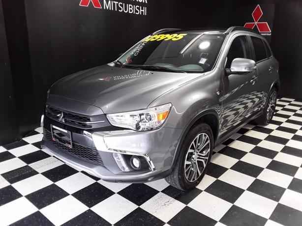 Pre-Owned 2018 Mitsubishi RVR GT 4WD Sport Utility