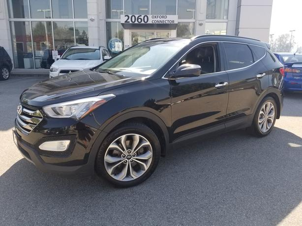 2015 Hyundai Santa Fe Sport Limited Navigation-Leather-Sunroof AWD