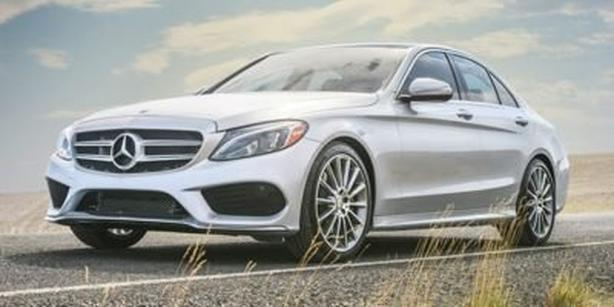 Pre-Owned 2016 Mercedes-Benz C-Class C 300 4MATIC 4D Sedan