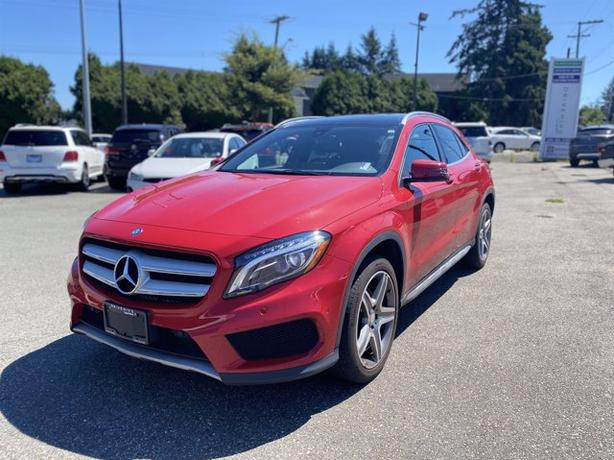 Pre-Owned 2017 Mercedes-Benz GLA GLA 250 4MATIC 4D Sport Utility