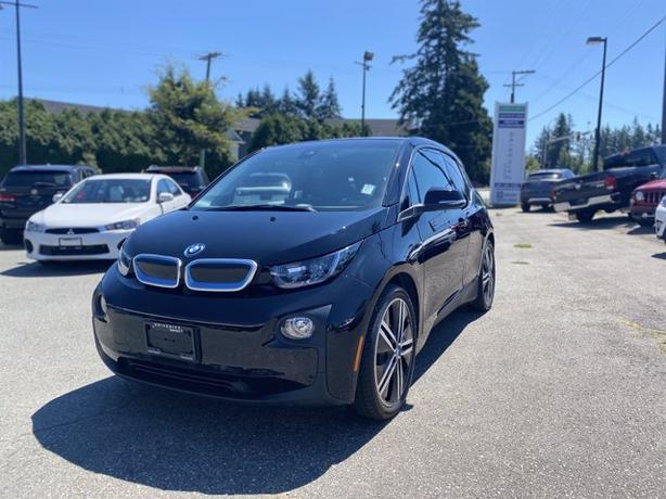 Pre-Owned 2016 BMW i3 with Range Extender EV RWD 4D Hatchback