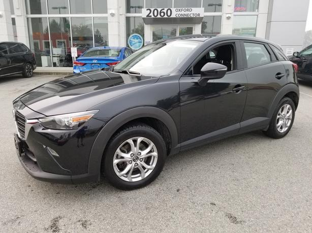 2019 Mazda CX-3 GS Back Up Cam-Power Group AWD