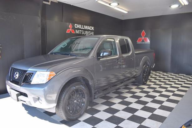 Pre-Owned 2018 Nissan Frontier S/SV/SL/PRO-4X 4WD Crew Cab Pickup