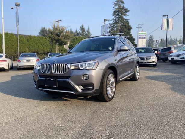 Pre-Owned 2016 BMW X3 xDrive28d AWD 4D Sport Utility
