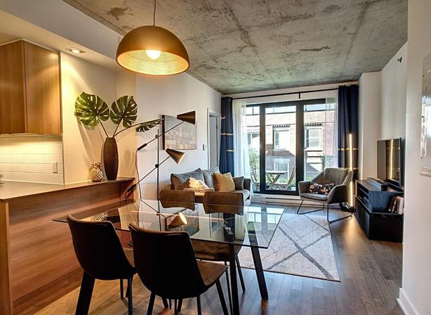Modern and luxurious condo 2 bedrooms Cite du Multimedia