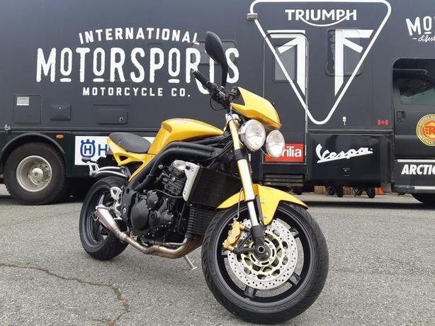 2005 Triumph Speed Triple