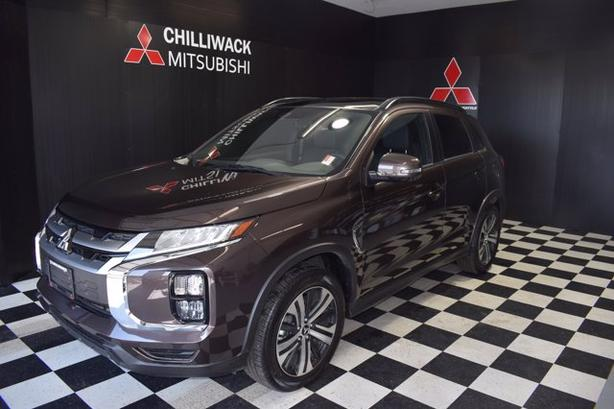 Pre-Owned 2020 Mitsubishi RVR GT 4WD Sport Utility