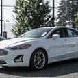Used 2020 Ford Fusion Hybrid Titanium No Accidents Power Sunroof Sedan