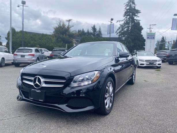 Pre-Owned 2017 Mercedes-Benz C-Class C 300 4MATIC 4D Sedan