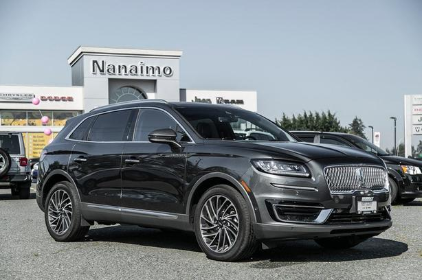 Used 2019 Lincoln Nautilus Reserve One Owner No Accidents SUV