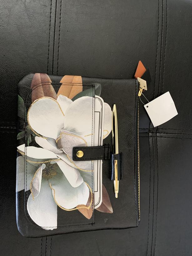 Pencil case with pen