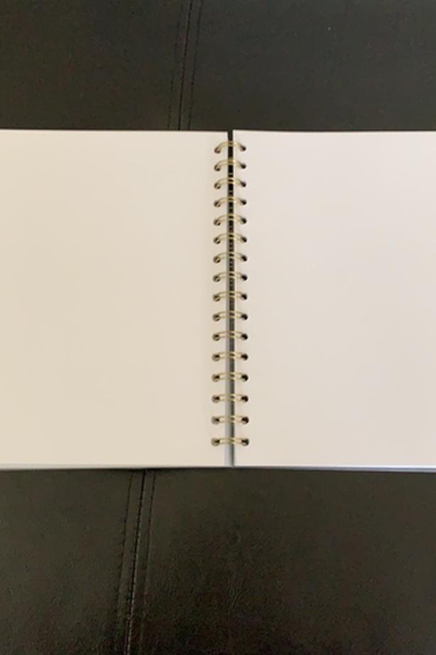 Reusable journal