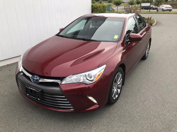 Certified Pre-Owned 2016 Toyota Camry Hybrid XLE FWD 4dr Car