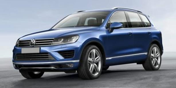 Pre-Owned 2016 Volkswagen Touareg 3.0 TDI AWD 4D Sport Utility