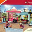 American Girl Building Blocks - Grace's Day in Paris