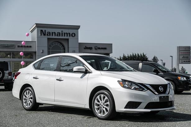 Used 2019 Nissan Sentra SV No Accidents Power Sunroof Sedan