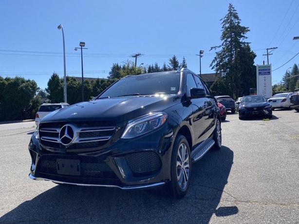 Pre-Owned 2016 Mercedes-Benz GLE GLE 350d 4MATIC 4D Sport Utility