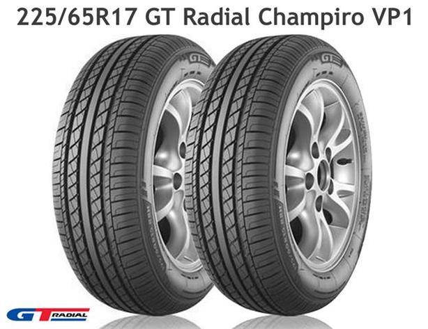 225/65R17 ~ GT Radial Champiro VP1
