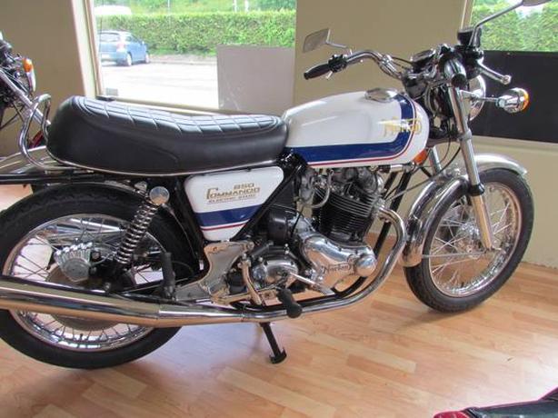 Motorcycles Trikes winter-storage