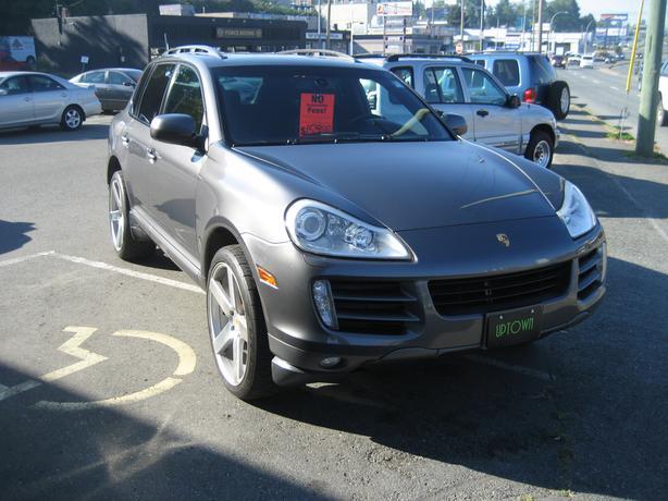 "2008 Porsche Cayenne ""S"" 4wd NO ACCIDENTS Pristine"