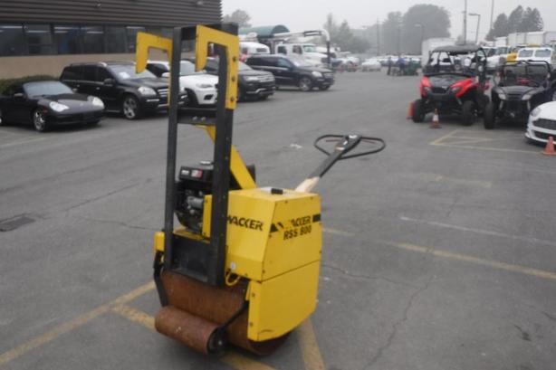 2000 Wacker RSS 800A Roller With Honda GX340 11.0 Engine