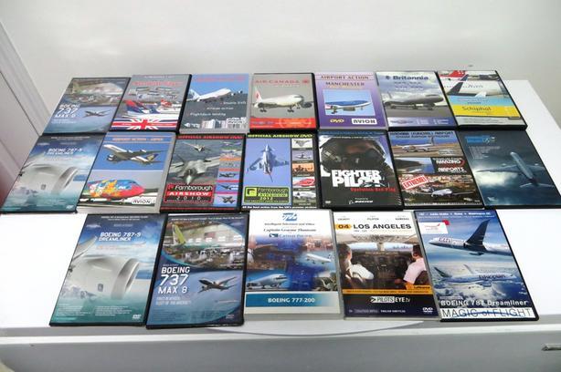 Aircraft DVD Collection