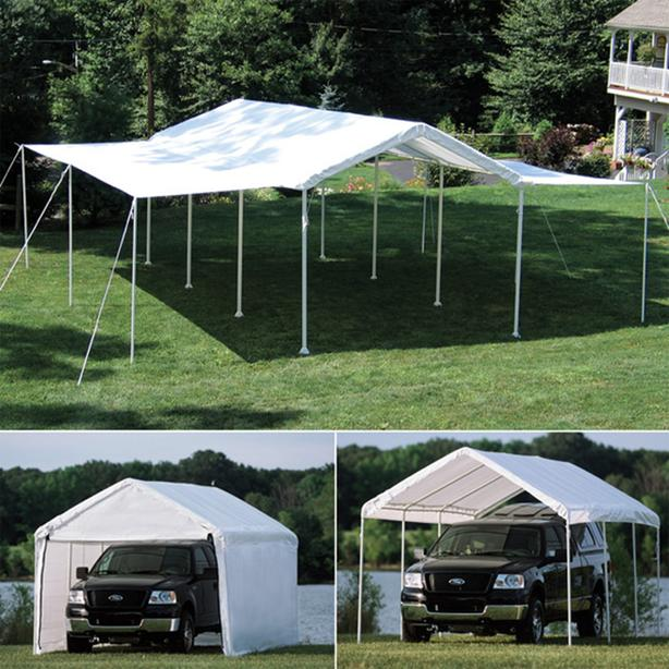 3-in-1 Max AP 10x20 Ft canopy pack