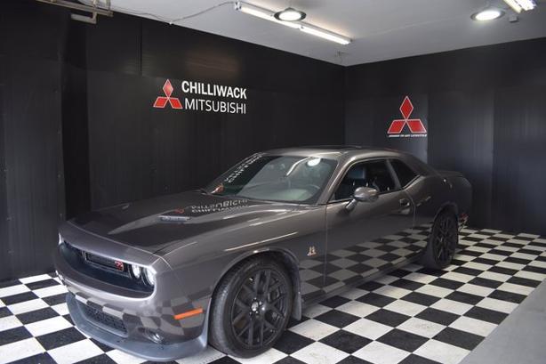 Pre-Owned 2015 Dodge Challenger Scat Pack RWD 2dr Car