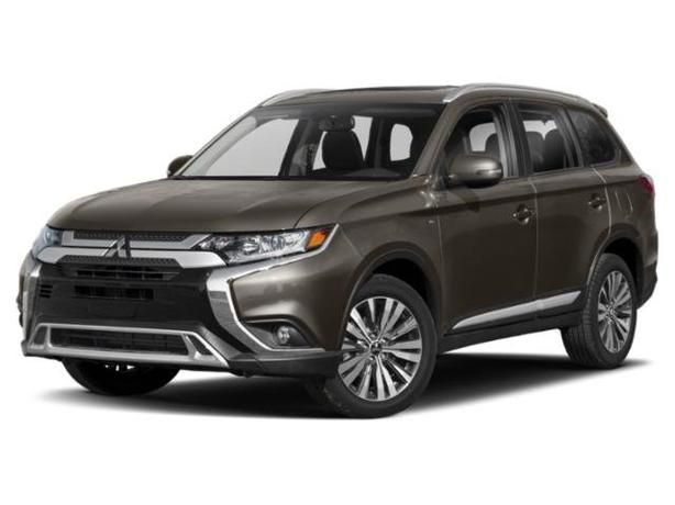 Pre-Owned 2020 MITSUBISHI OUTLANDER GT Four Wheel Drive S-AWC