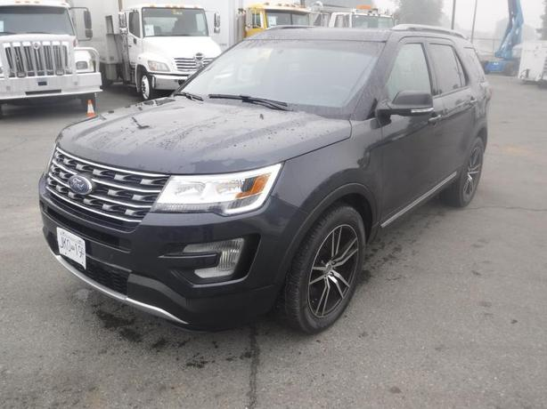 2017 Ford Explorer XLT 4WD 3rd Row Seating