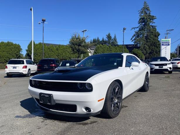 Pre-Owned 2018 Dodge Challenger T/A Plus Hemi RWD 2D Coupe