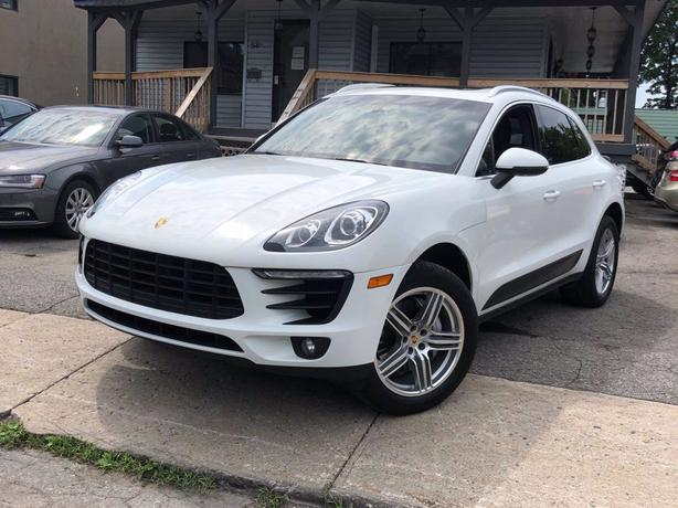 Pre-Owned 2015 Porsche Macan S AWD 4D Sport Utility