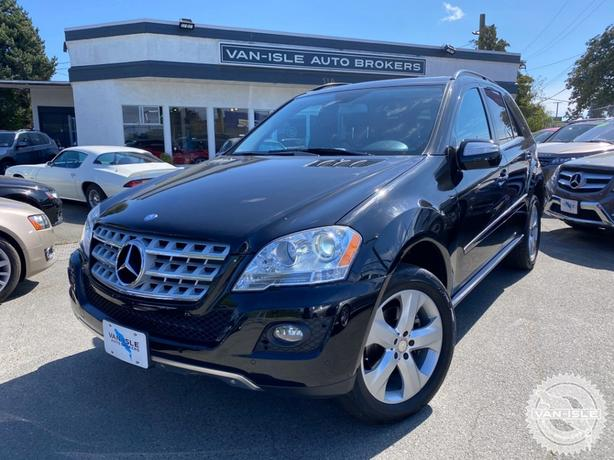 2010 Mercedes-Benz ML350 4MATIC 4dr 3.5L LOW MILAGE