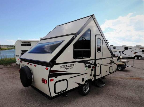 2018 Forest River ROCKWOOD A122S