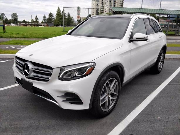Pre-Owned 2019 Mercedes-Benz GLC GLC 300 4MATIC 4D Sport Utility